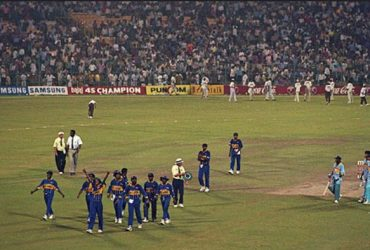 controversial cricket matches