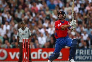 Mark Pettini of Essex hits out
