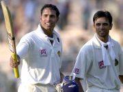 VVS Laxman and Rahul Dravid