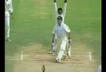 Weirdest dismissals in Test cricket history