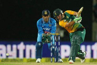 AB De Villiers MS Dhoni India vs South Africa T20I