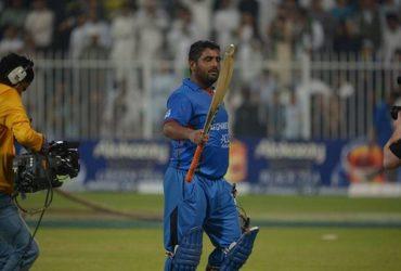 Mohammad Shahzad T20 Hundred