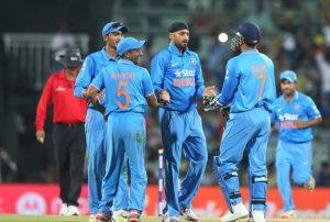 Harbhajan Singh Team India