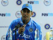 MS Dhoni T20 & ODI Skipper