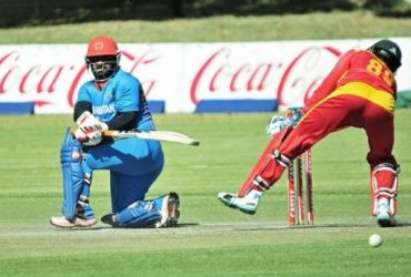 Mohammad Shahzad of Afghanistan