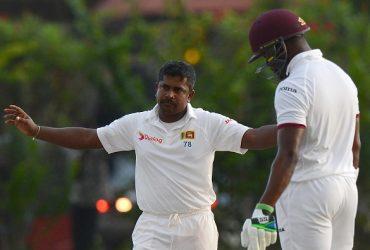Sri Lanka v West Indies 1st Test