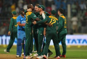 South Africa Win vs India