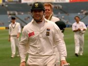 Highest individual scores at No 4 in away Tests