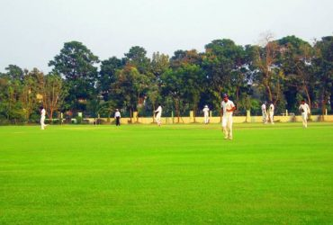 Ranji Trophy Match in Kolkata
