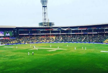 M Chinnaswamy Stadium Bangalore