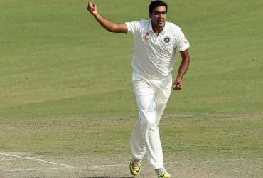 Ravichandran Ashwin ICC Awards 2016 Test bowlers