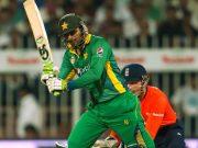 Pakistan v England 3rd T20I