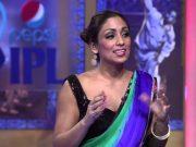 Cricket Anchor Isa Guha
