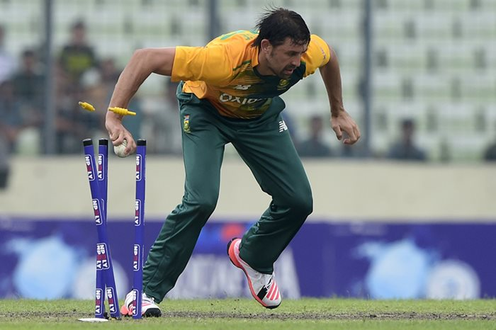South Africa cricketer David Wiese