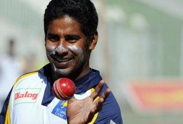 Sri Lankan cricketer Chaminda Vaas
