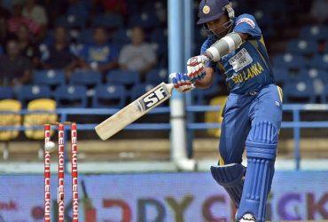 Batsmen Mahela Jayawardene