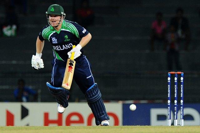 Ireland cricketer Paul Stirling