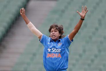 Jhulan Goswami India