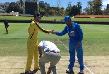 India v WACA XI