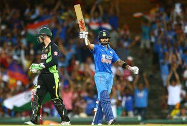Virat Kohli v India T20 XI of the year