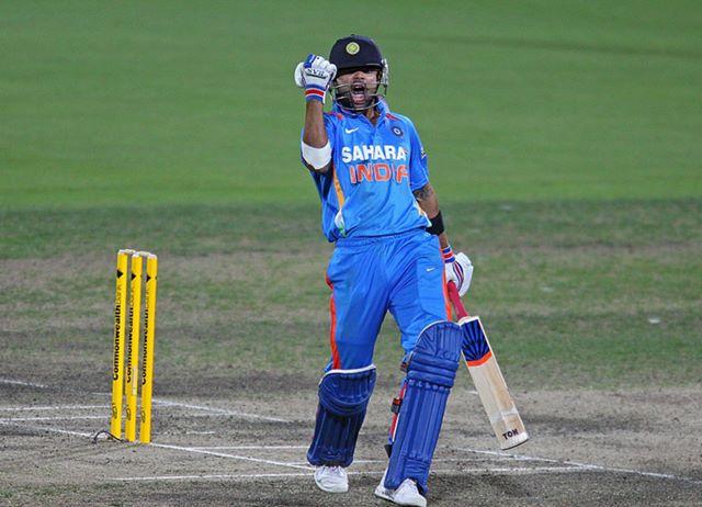 Virat Kohli World T20
