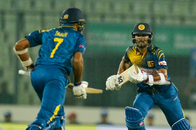 Dinesh Chandimal Sri Lanka Asia Cup