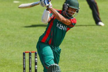 Irfan Karim of Kenya