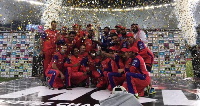 MCL Champions