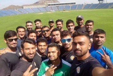Mumbai v Saurashtra Ranji Trophy 2015-16 final