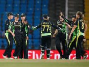 Australia Women's Women's World T20
