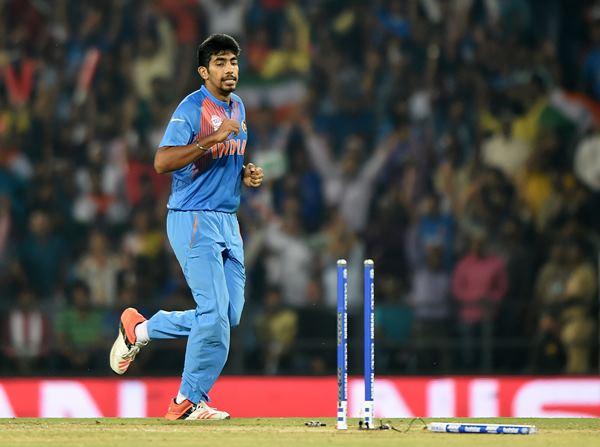 Jasprit Bumrah, India World T20
