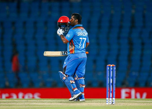 ohammad Shahzad of Afghanistan