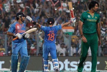 Virat Kohli and MS Dhoni World T20