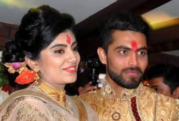 Ravindra Jadeja wedding