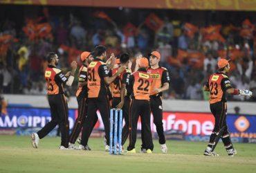 Sunrisers Hyderabad IPL 9