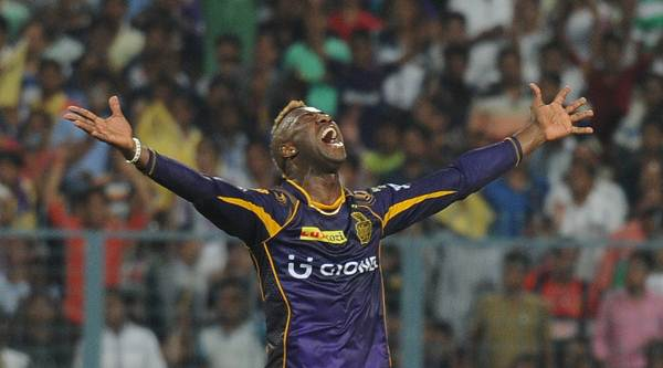 Andre Russell BBL 2016-17