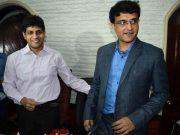 CAB secretary Avishek Dalmiya