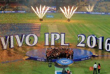 IPL 2016 Champions BCCI IPL 2017 auction