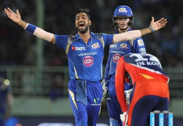 Krunal Pandya IPL 9