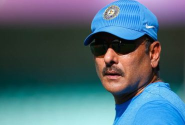 Ravi Shastri Indian coach