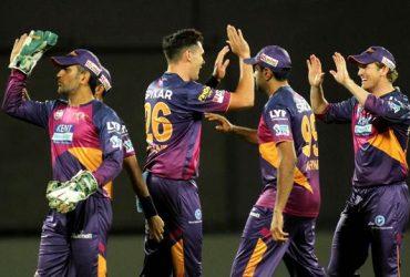 Rising Pune Supergiants IPL 2016