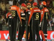 IPL 9 Royal Challengers Bangalore