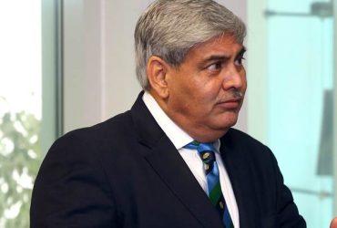 Shashank Manohar ICC Board