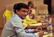 Sourav Ganguly BCCI