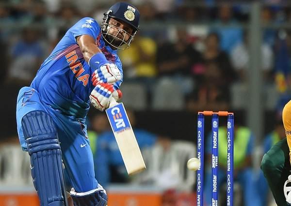 Suresh Raina Indian squad