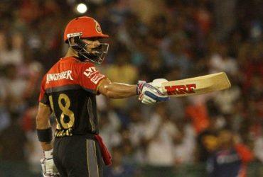 Virat Kohli IPL 9 most runs