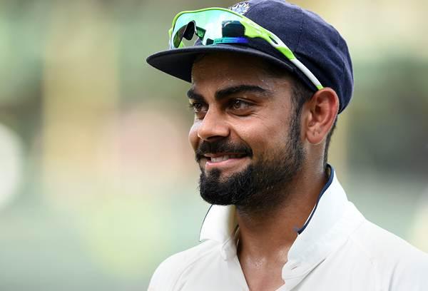 Virat Kohli Indian Test skipper