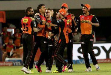 Yuvraj Singh Sunrisers Hyderabad IPL 9