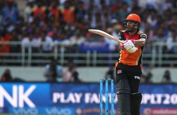 Yuvraj Singh in the IPL 2018