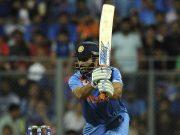 India MS Dhoni